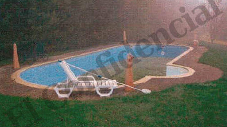 Operaci n p nica las fotos de la casa de francisco granados en valdemoro madrid fotogaler as - Piscina de valdemoro ...