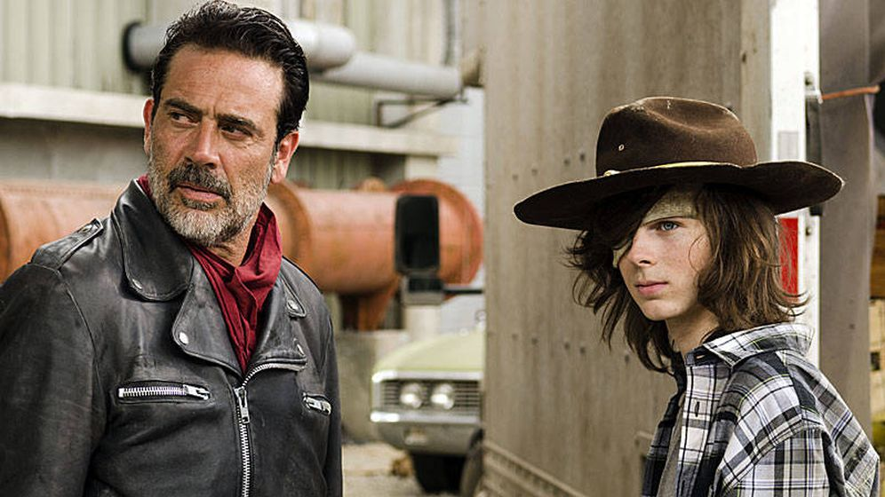 The Walking Dead: The Walking Dead se despide hasta febrero con su ...