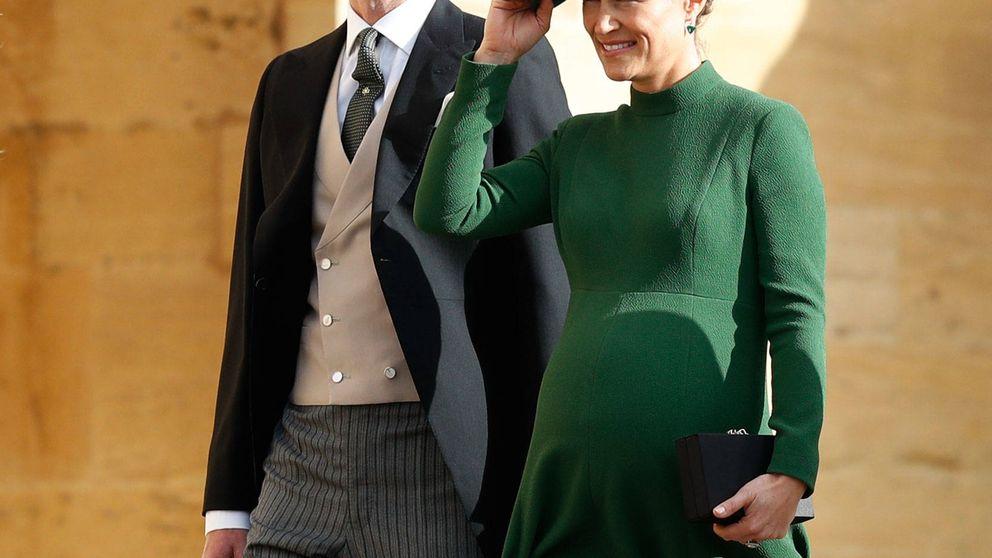 Pippa Middleton da a luz a su primer hijo: Kate se estrena como tía