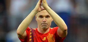 Post de Histórico: España cae eliminada del Mundial de Rusia ante casi 15 millones