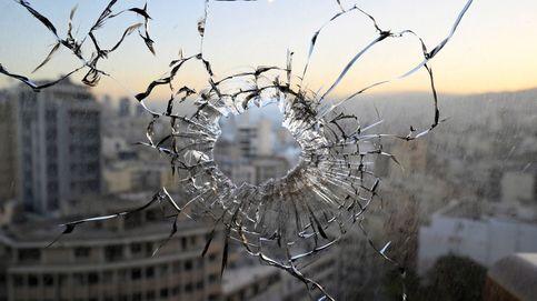 Disturbios en el Líbano