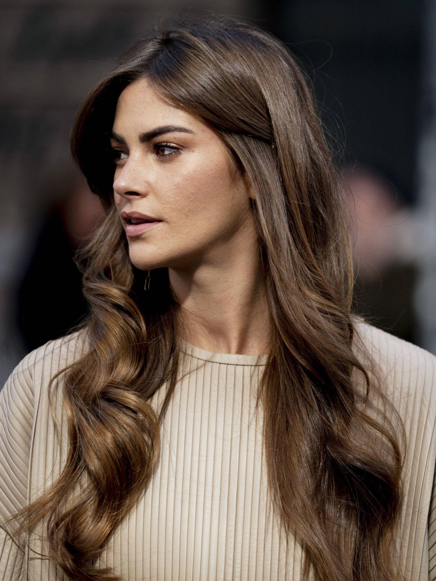 Cuando se cae el pelo por una situación puntual de estrés es por un alteración denominada efluvio telógeno. (Imaxtree)
