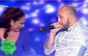 Isabel Pantoja y Paquirrín se unen en el escenario 30 años después