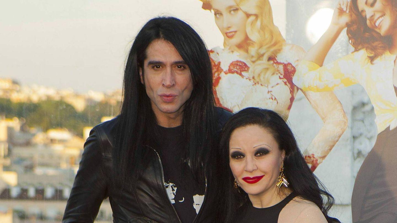 Alaska y Mario Vaquerizo. (EFE)