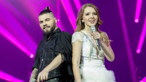 Alex (Rumanía) sufre una aparatosa caída en su ensayo para Eurovisión 2017