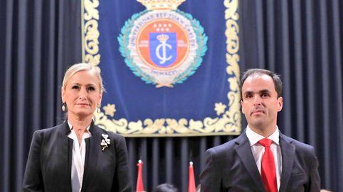 El rector exigió al director del máster un acta en tres horas para avalar a Cifuentes