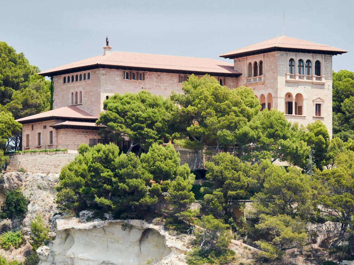 Foto: El palacio de Marivent. (Limited Pictures)