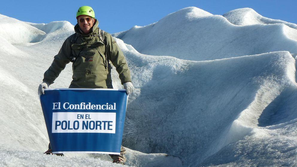 De la estación polar al vertedero secreto: acaba el viaje al Polo Norte