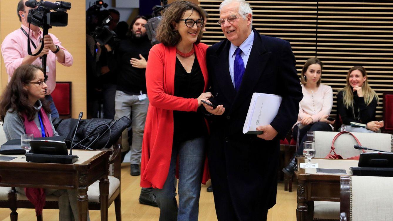 Soraya Rodríguez deja el PSOE y Ciudadanos la sondea para las europeas del 26-M