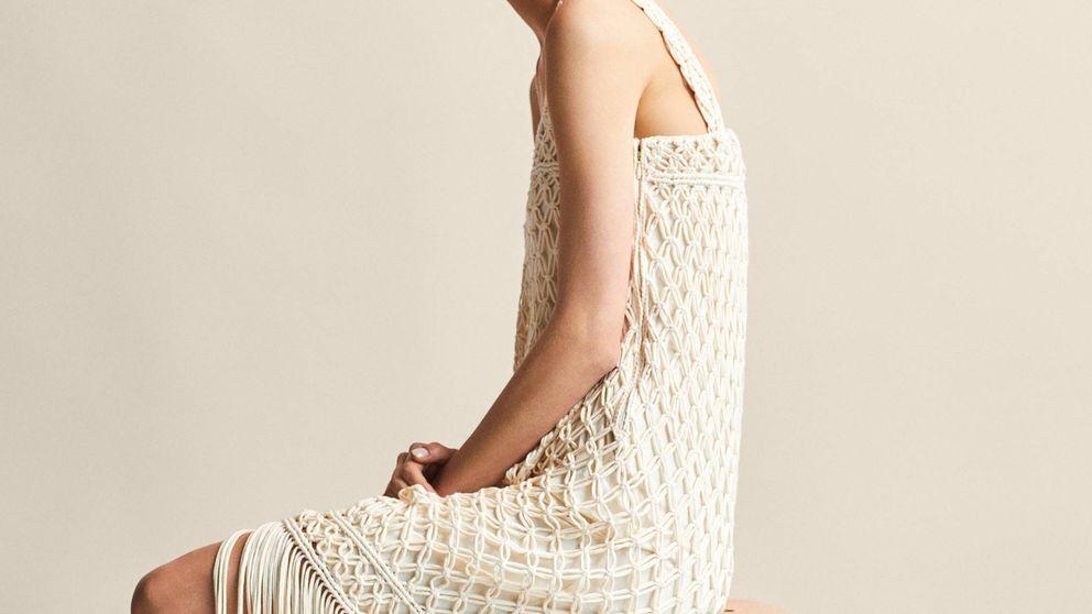 El vestido de croché de Massimo Dutti que enamoró a Eugenia Silva cuesta solo 50 euros