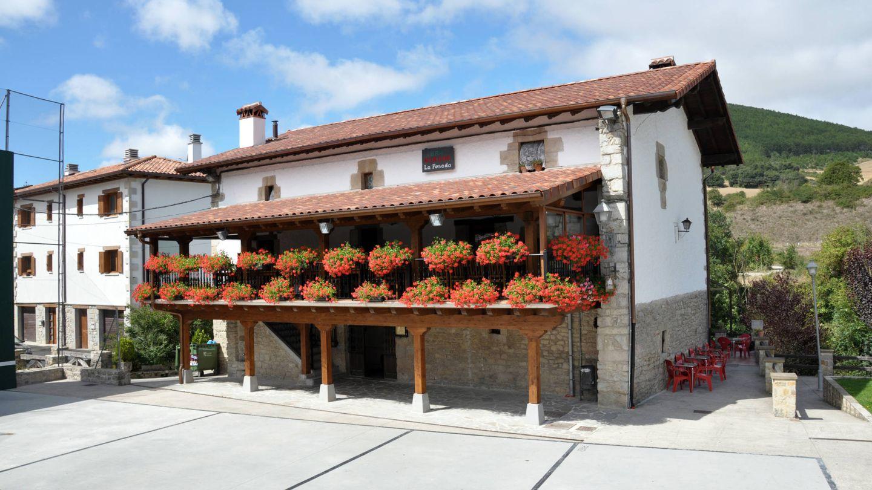 Una de las casas preferidas de Amaia Romero en Sorauren.