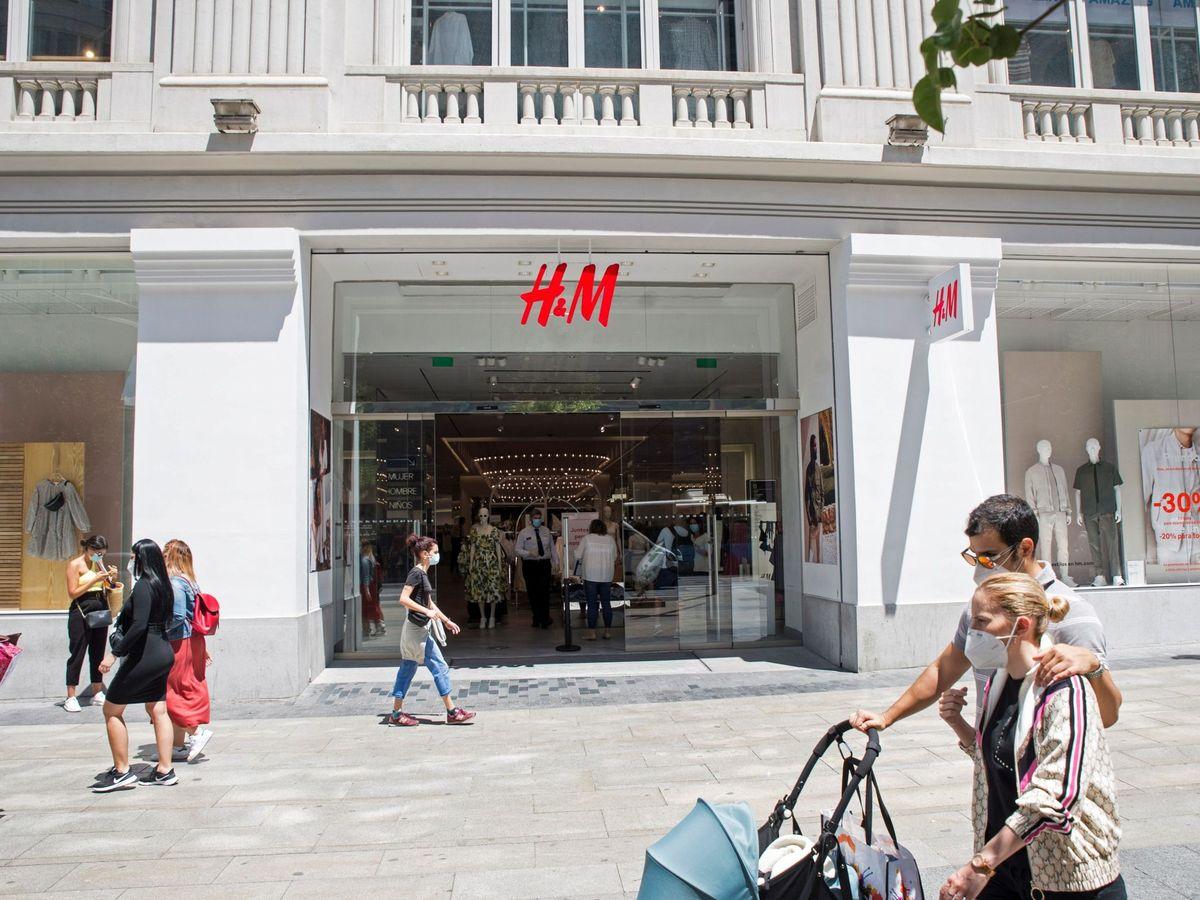 Foto: Tienda de H&M