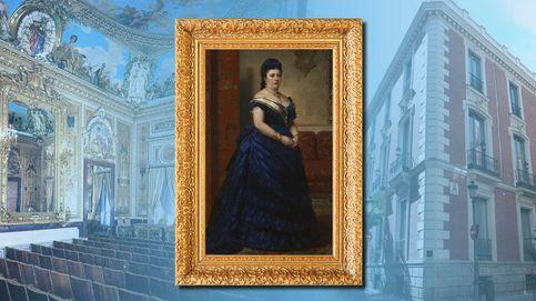 El palacio madrileño de la 'duquesa mendiga' abre sus puertas
