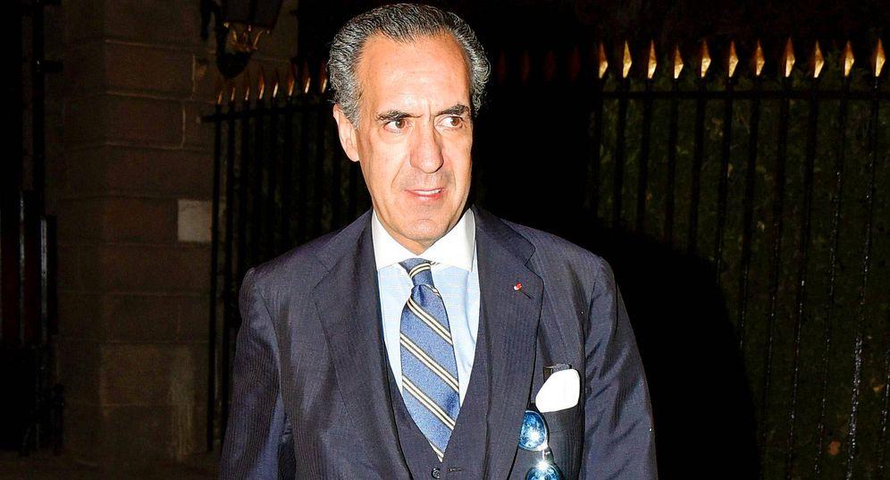 Foto: Álvaro Marichalar en una foto de Cordon Press.