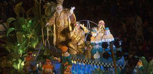 Post de Los Reyes Magos pasan por Barcelona: horario y recorrido de la cabalgata