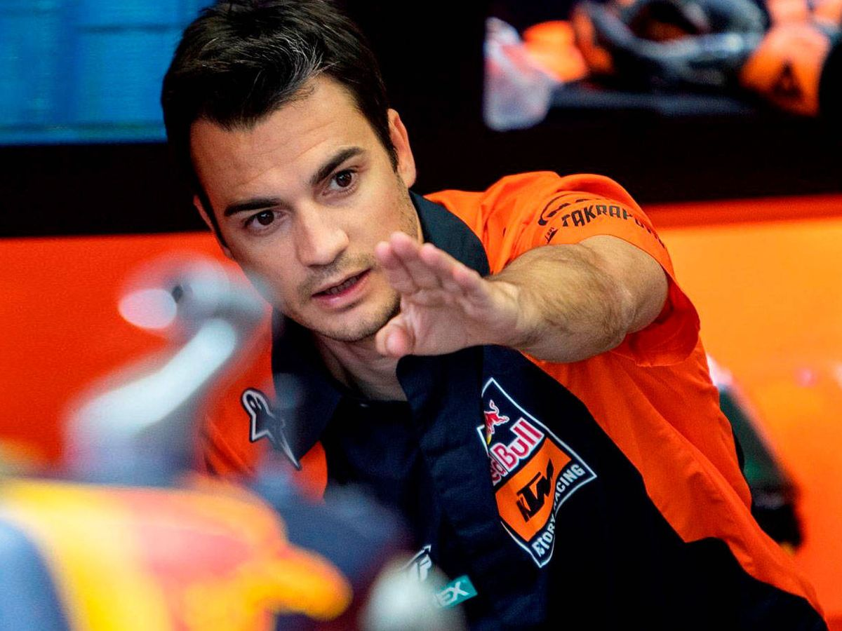 Foto: Dani Pedrosa vuelve a las carreras en casa de su marca, el Red Bull Ring