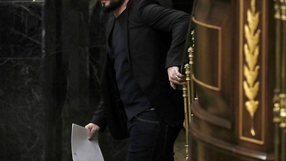 El condón de Rufián pilla desprevenido a Rajoy: el PP recortó las ayudas para VIH