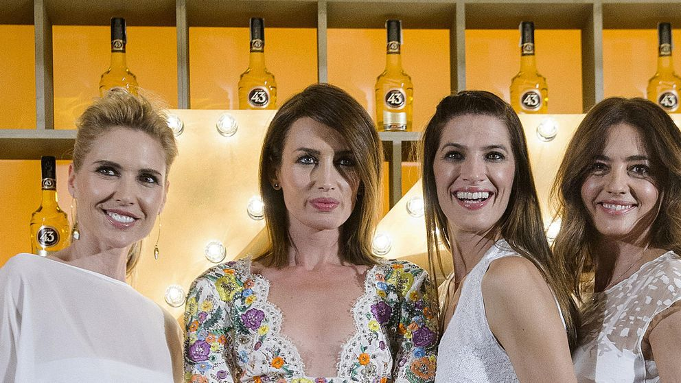 Nieves Álvarez, Judith Mascó, Laura Sánchez y Jose Toledo: 43 razones para amarlas