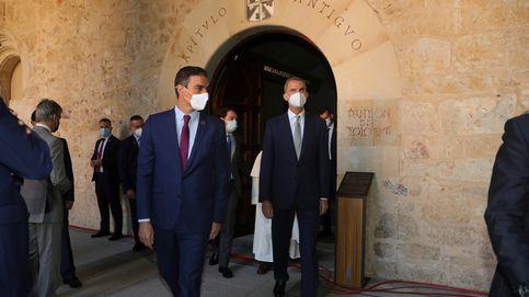 Sánchez anuncia 3,4 M de vacunas extra para frenar los ataques de los presidentes del PP