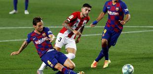 Post de El Barça sobrevive, pero no puede culpar al VAR de su birria de fútbol (1-0)