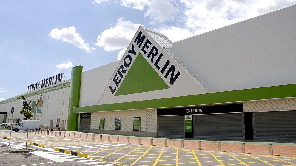 Leroy Merlin presenta un ERTE para 11.000 trabajadores y complementará sus sueldos