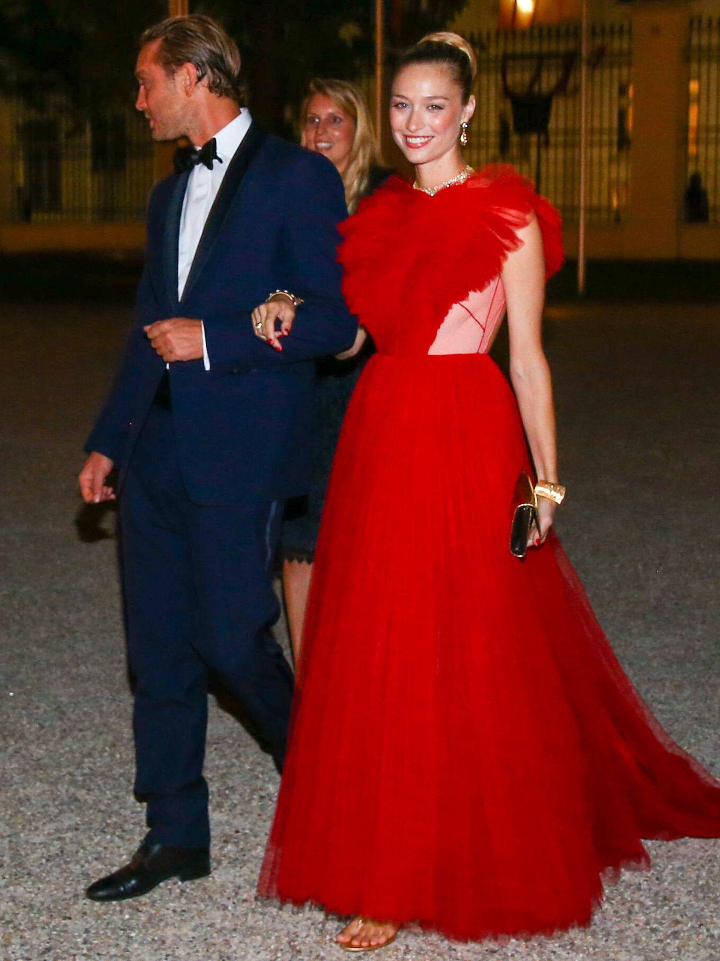 Pierre Casiraghi y Beatrice Borromeo. (Gtres)