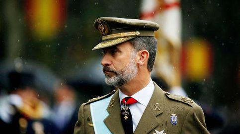 El rey Felipe VI hablará a las 21:00 sobre la situación de Cataluña