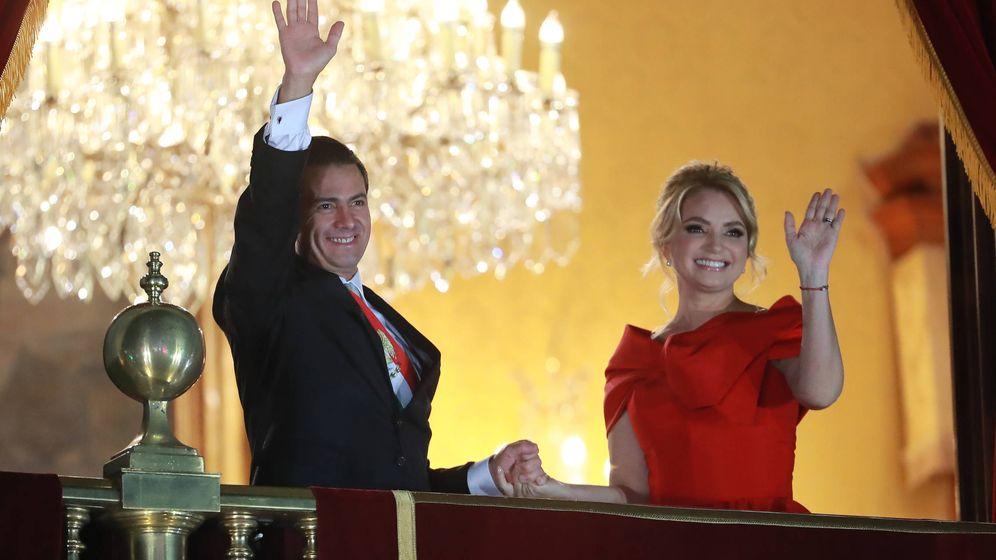 Foto: Peña Nieto y Rivera, el pasado septiembre. (Getty)