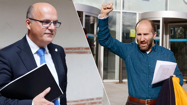 Baltar cede la alcaldía de Ourense a su peor 'troll' a cambio de conservar la diputación