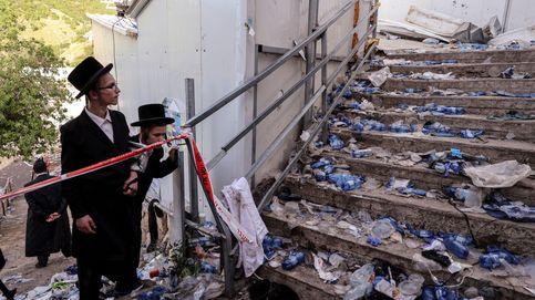 Sucedió en un segundo: reconstrucción de la avalancha mortal en Israel
