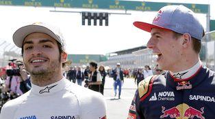 Max Verstappen es el gran protegido de Red Bull, por eso Sainz debe irse cuanto antes