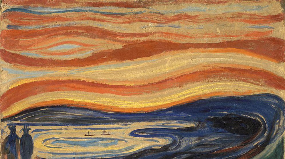 Foto: 'El grito', de Edvard Munch