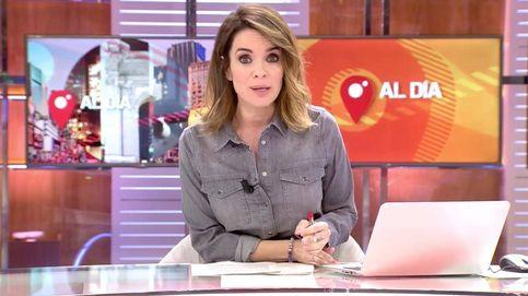 La preocupación de la presentadora Carme Chaparro por el delicado estado de salud de su padre