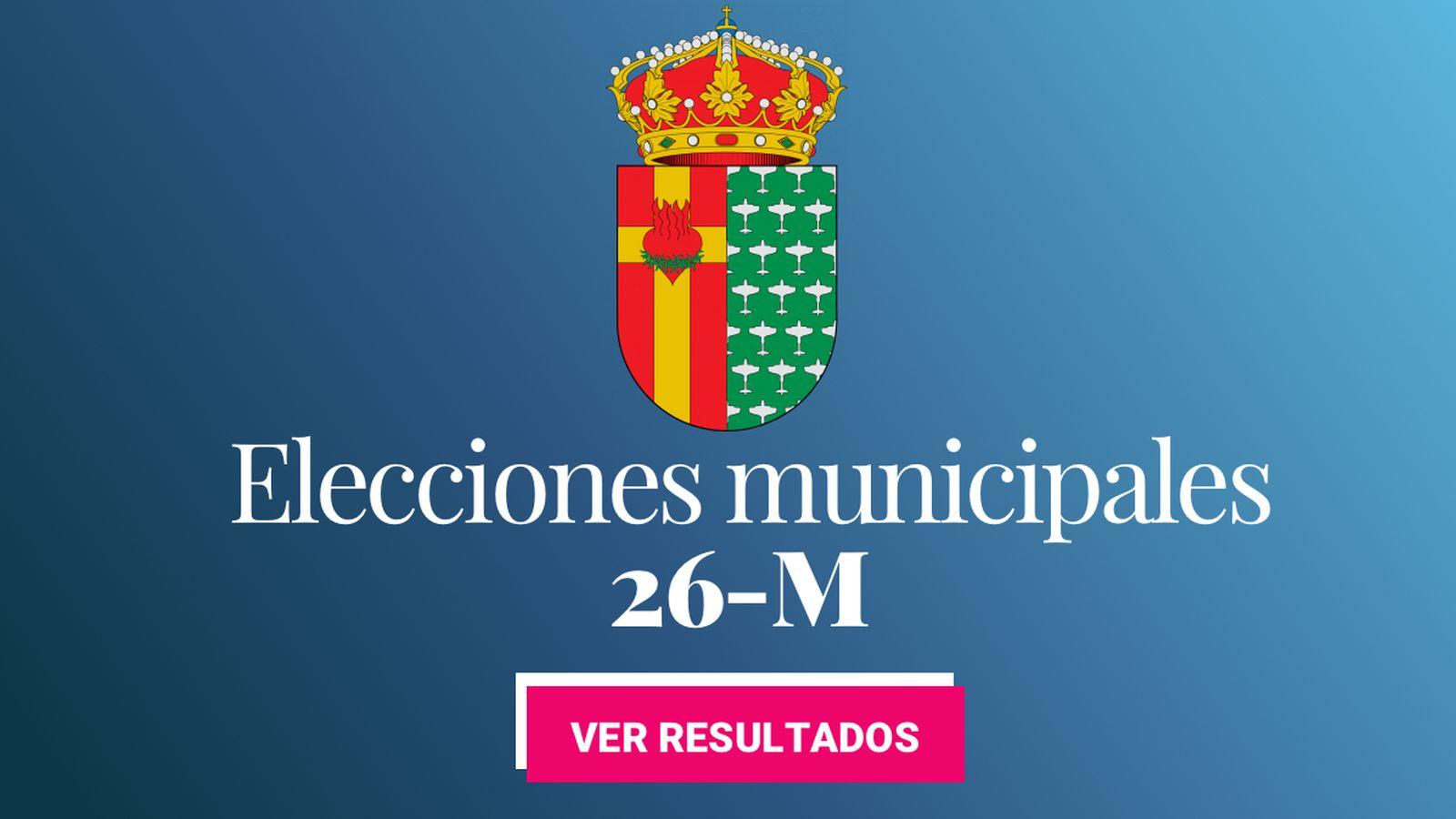 Foto: Elecciones municipales 2019 en Getafe. (C.C./EC)