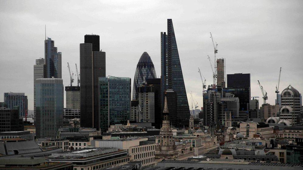 Foto: Skyline de la City de Londres. (Reuters)