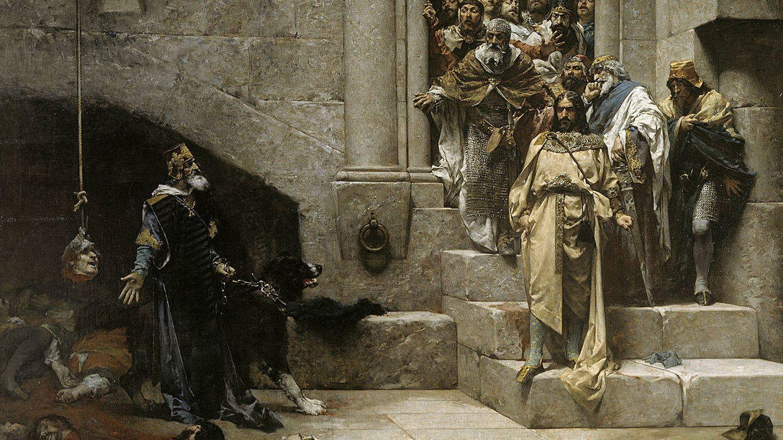 'La campana de Huesca', el cuadro de José Casado de Alisal que retrata la leyenda.