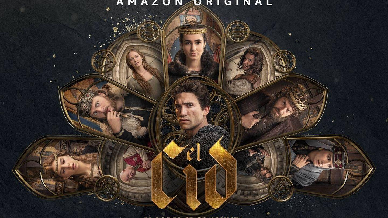 Imagen promocional de la segunda temporada de 'El Cid'. (Amazon Prime Video)
