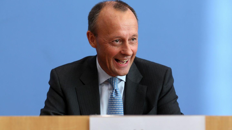 El candidato para la presidencia de la CDU Friedrich Merz. (EFE)
