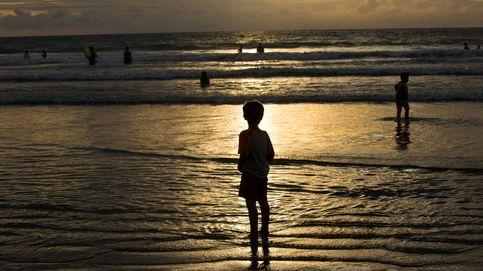 Un niño de 12 años roba la tarjeta a su madre para escaparse de viaje a una playa de Bali