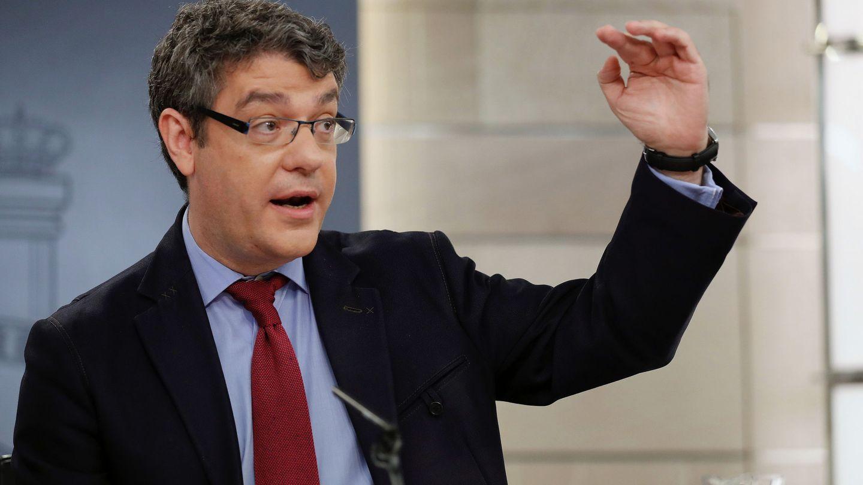 El ministro de Energia, Turismo y Agenda Digital, Álvaro Nadal. (EFE)