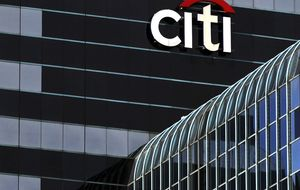 Citi se desploma un 5% después del rechazo a su recapitalización