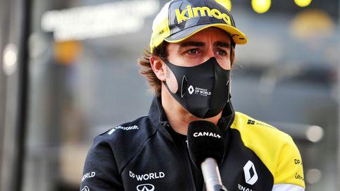 Fernando Alonso tira de retranca: Contento de que estén tan preocupados