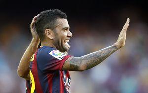 Alves, sobre Messi: Incluso un Ferrari debe pasar por el taller