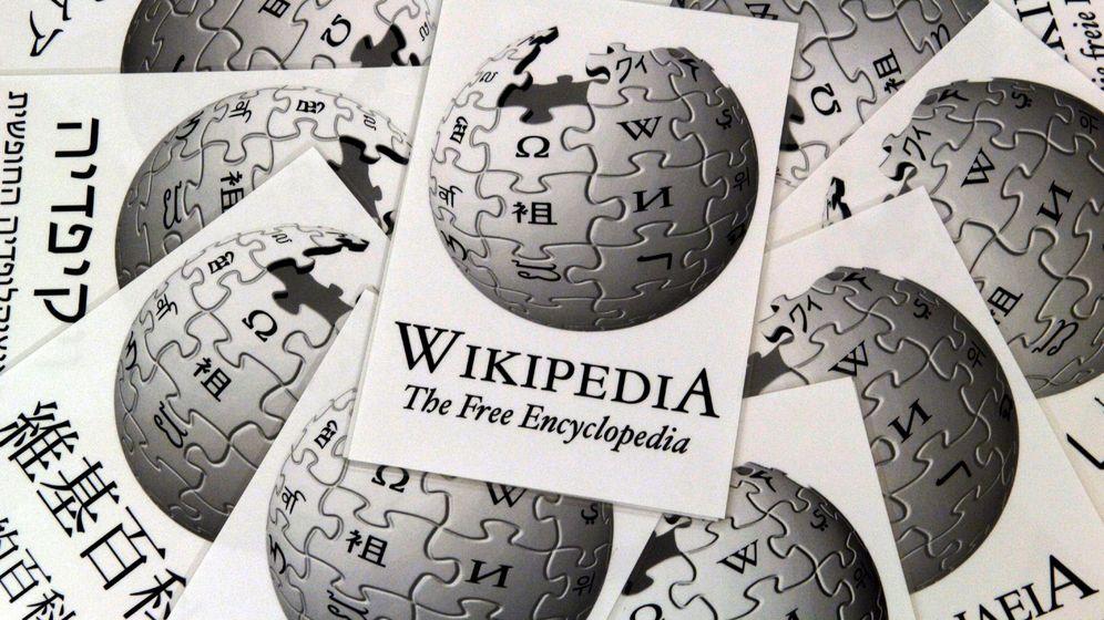 Foto: Wikipedia celebra su 15 aniversario (EFE)