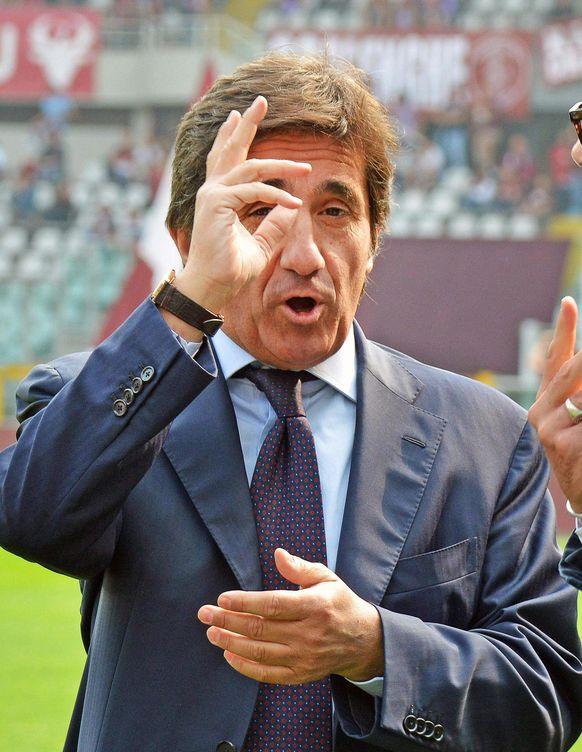 Foto: Urbano Cairo es dueño del club italiano Torino F.C. (EFE)