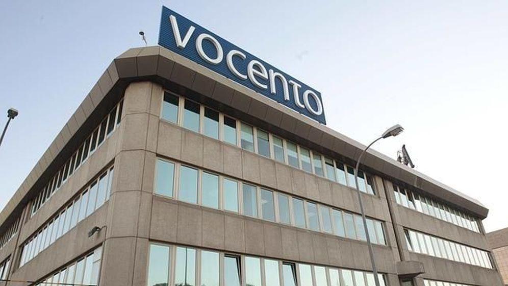 Foto: Sede de Vocento, en Madrid. (Vocento)