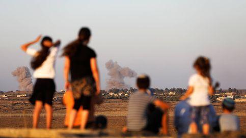 Viendo la guerra de Siria desde Israel