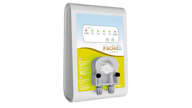 Regulador de pH automático de QP