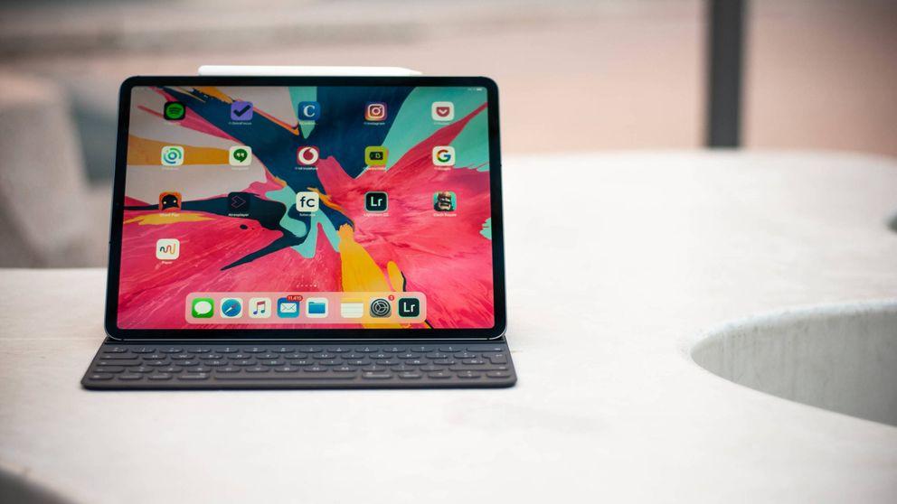 He probado el nuevo iPad Pro: puede ser una bestia de portátil (si Apple quiere)