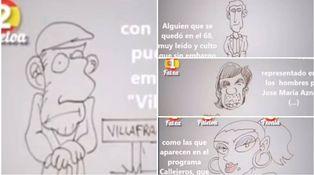 Catetos españoles frente a insultadores vascos